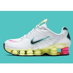 Women's Nike Shox TL Pastel (Size 11) NWOB